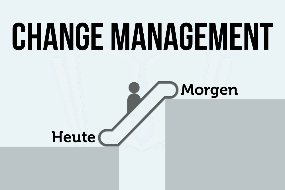 Change Management Veraenderung Definition Ablauf Grafik