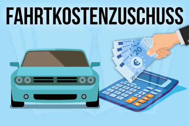 Fahrtkostenzuschuss: Das müssen Sie wissen