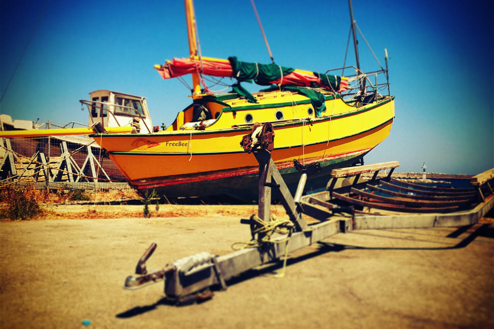 Fischer Tourist Parabel Anekdote zur Senkung der Arbeitsmoral