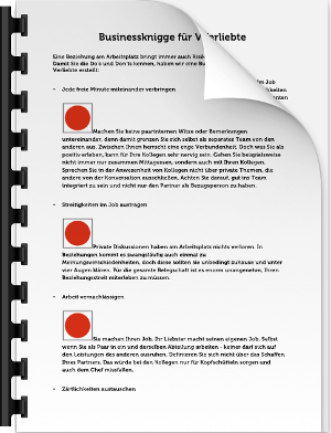 Knigge Liebe im Buero Cover eBook