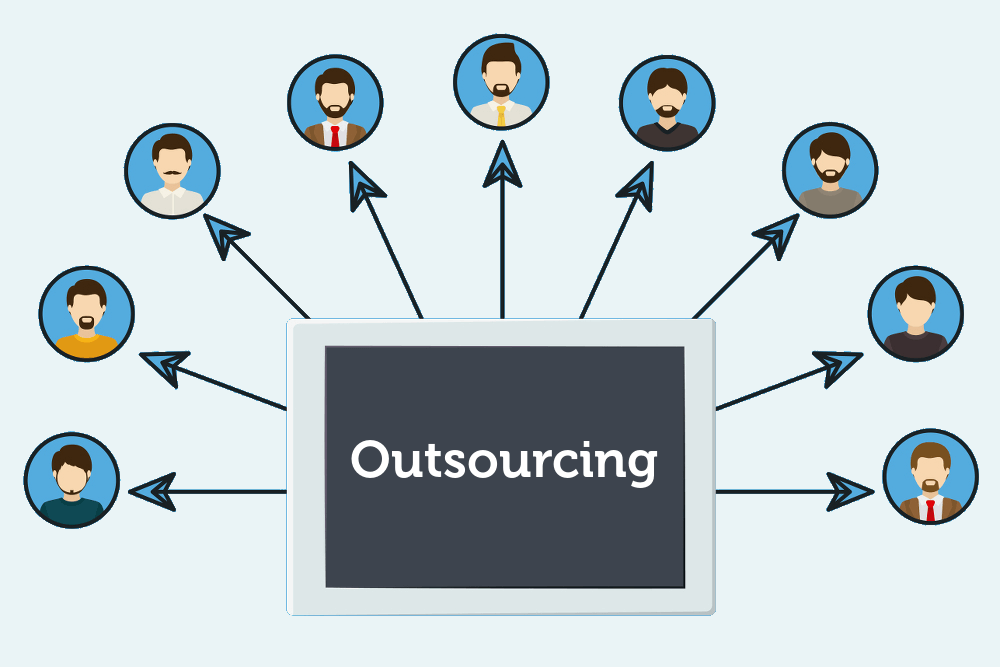 Outsourcing: Definition, Vorteile, Beispiele