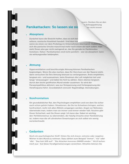 Panikattacken überwinden PDF Download eBook