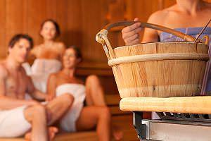 Wellness Sauna Wochenende Kurzurlaub