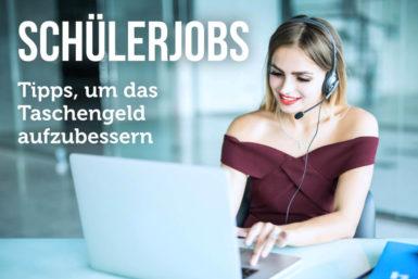 Schülerjobs: Alle Tipps und Infos
