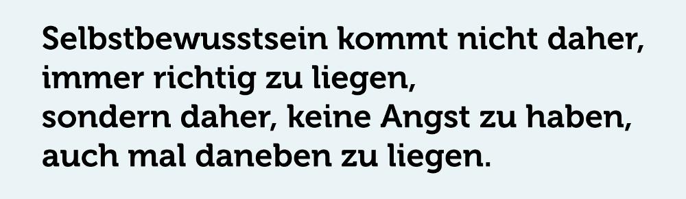 selbstbewusstsein stärken: mehr selbstvertrauen | karrierebibel.de