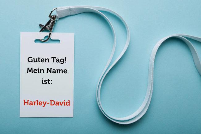 Paar Namen Test österreichische
