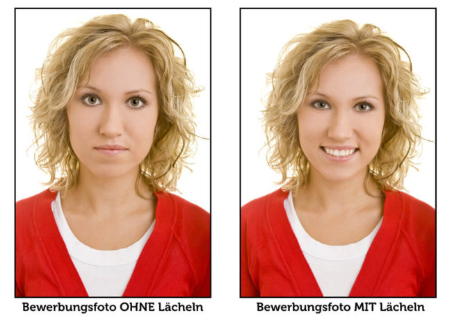 Bewerbungsfoto Laecheln Ohne Fotograf Beispiel Bewerbungsbild