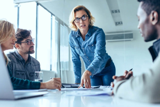 Gender-Gap: Das verändern Frauen in Führungspositionen