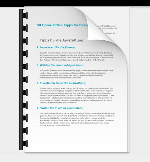 Home Office Regelung Vorteile Tipps Karrierebibelde