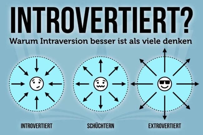 Introvertiert? Sie werden völlig zu unrecht unterschätzt!