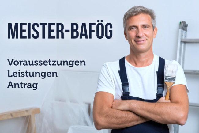 Meister-Bafög: Was Sie wissen müssen