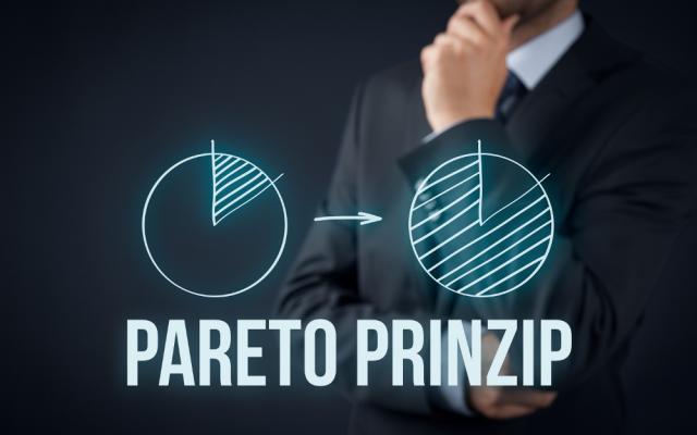 Pareto Prinzip Formel 80 20 Regel Produktivitaet