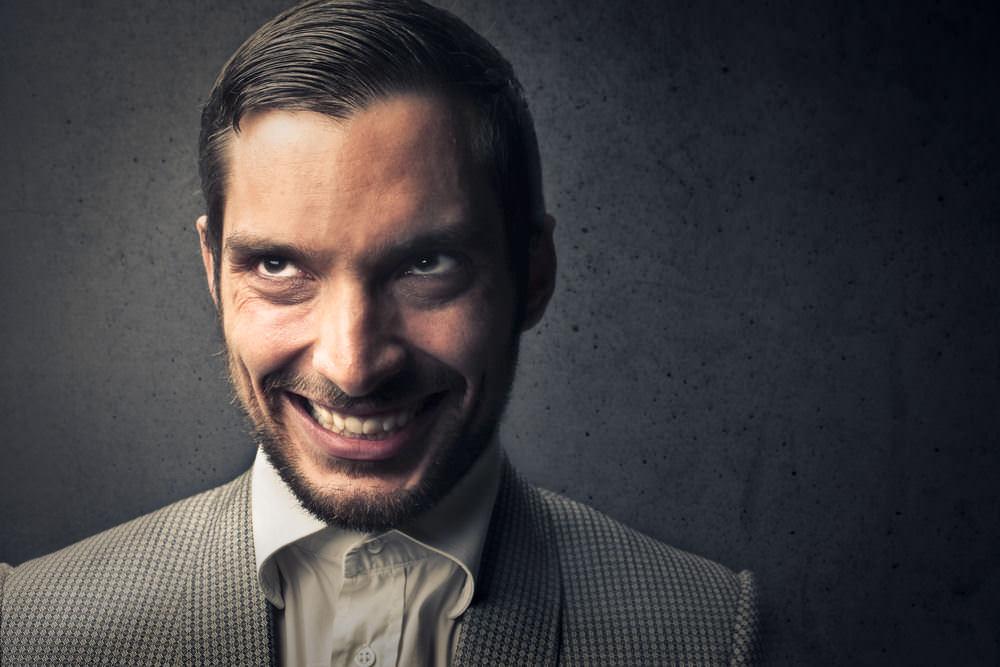 Tipps, wie Sie mit Psychopathen umgehen