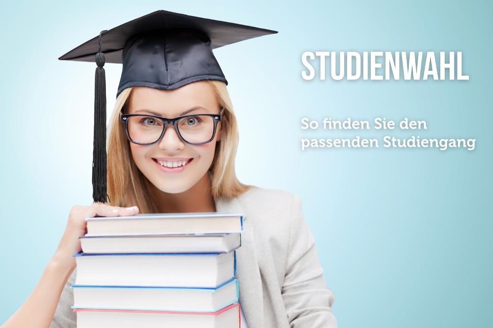 Studienwahl - passenden Studiengang finden