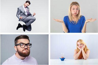 Temperament: Welcher Typ sind Sie?