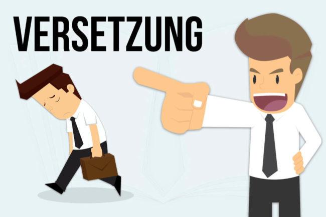 Versetzung: Was darf der Arbeitgeber?