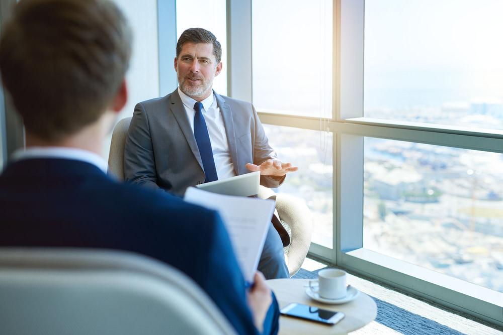 Vorstellungsgespräch für Manager Vorbereitung Vorstellungsgespräch erste Führungsposition Vorstellungsgespräch
