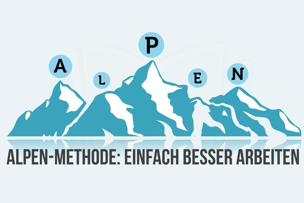 ALPEN-Methode ALPEN-Methode Vor- und Nachteile