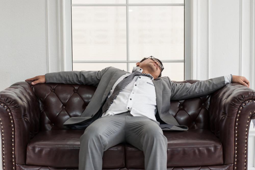 Erschöpfungssyndrom: Wenn der Körper streikt