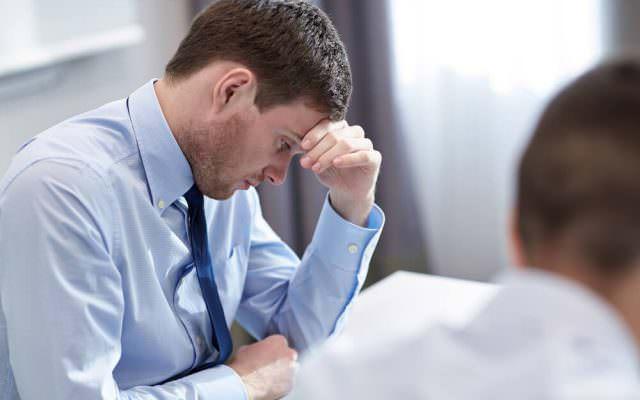 Gefuehle zeigen im Job Emotionen Trauer Wut