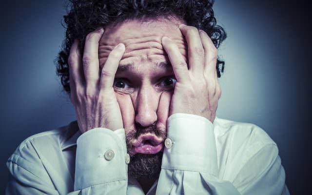 Neurotisch Neurotiker Definition Verhalten Symptome Mann Zukunftsangst