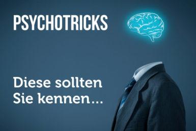 33 Psychotricks, die wirklich jeder kennen sollte