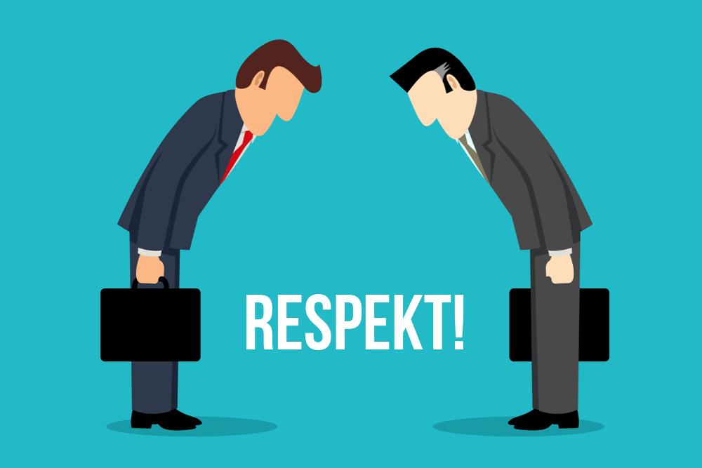 Respekt! So gewinnen Sie mehr Ansehen im Job
