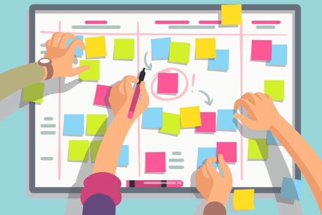 Scrum-Methode: Agiles Projektmanagement im Sprint