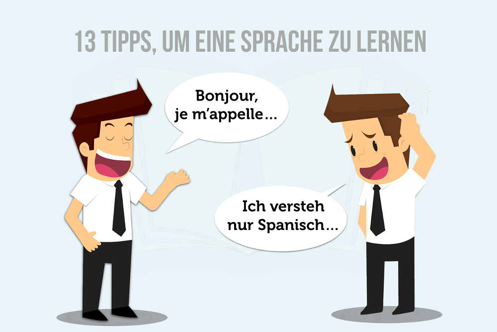Sprache lernen Tipps App kostenlos