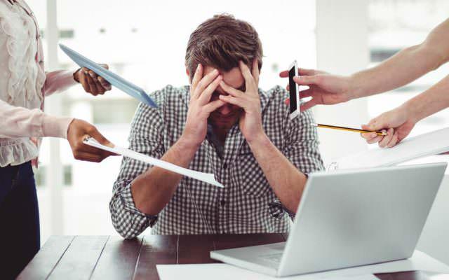Stressbewaeltigung Uebungen Tipps am Arbeitsplatz Methoden Psychologie
