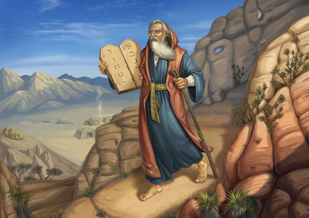 Moses Illusion: Warum wir uns Namen so schlecht merken