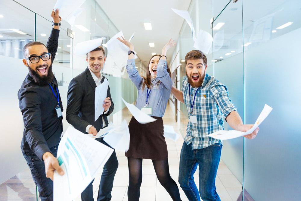 Was macht im Job wirklich glücklich
