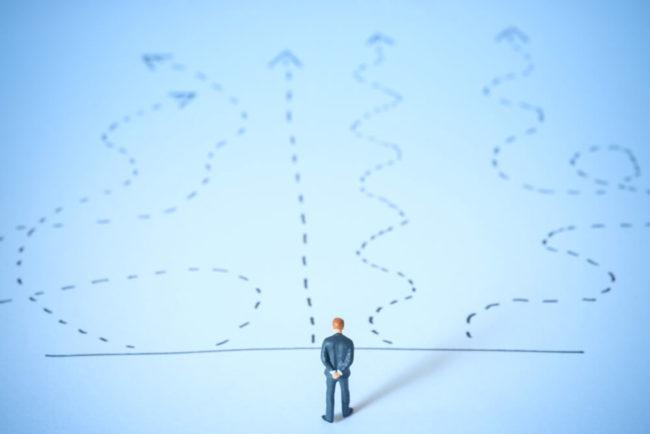Karriereweg: Welcher passt zu Ihnen?
