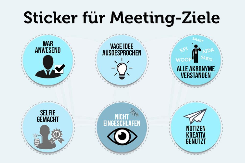 Meetingitis: 10 Dinge, die jeder im Meeting denkt