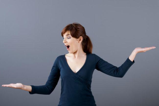 Metaphorische Gesten: Mit Händen sprechen, macht kreativer