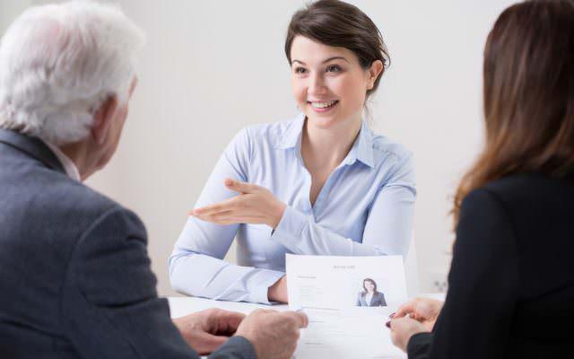 Strukturiertes Interview Jobinterview Phasen Formen Ablauf