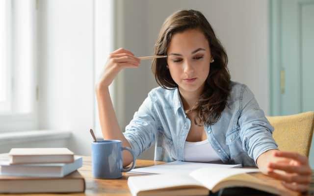 Auswendig lernen schnell Studium leicht merken