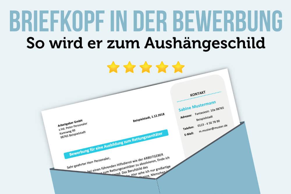Kostenlose Word Briefkopf Vorlagen Herunterladen 7