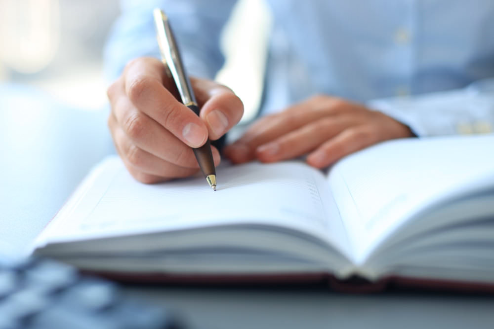 Journaling: Diese 5-Minuten-Übung macht sofort glücklicher
