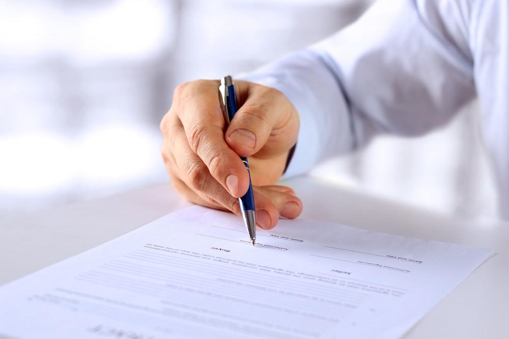 Musterarbeitsvertrag: Informationen und Beispiel