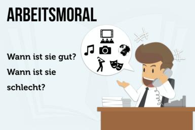 Arbeitsmoral steigern: So funktioniert es