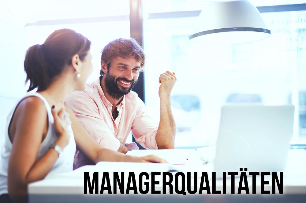 Managerqualitaeten Fuehrungskraefte Eigenschaften Kompetenzen Chef