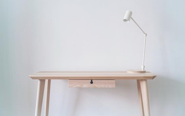 Minimalismus Arbeitsplatz Schreibtisch Lampe Reduzieren