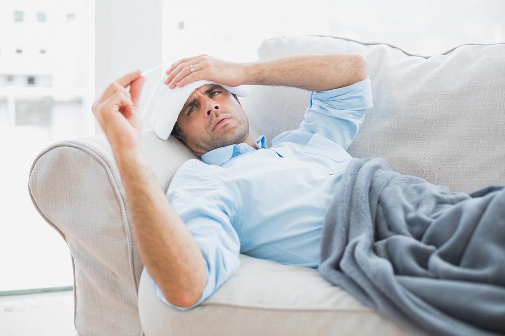 Leisure Sickness: Tipps gegen das Krankwerden im Urlaub