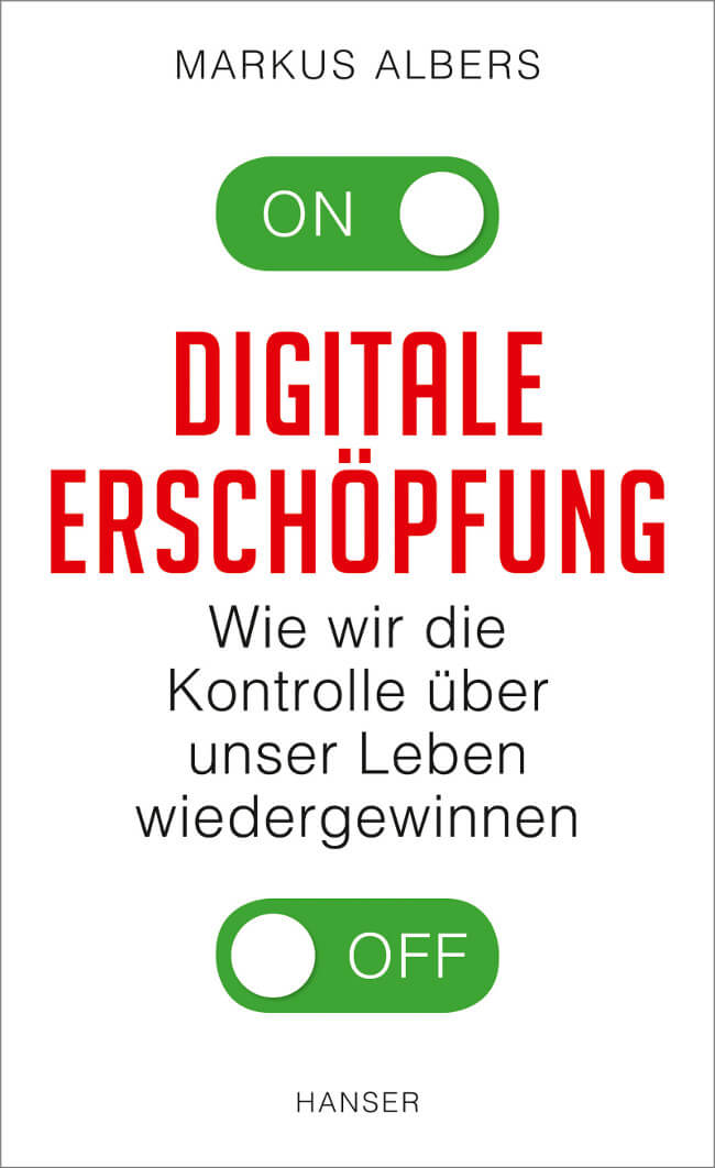 Digitale Erschoepfung Buch Cover