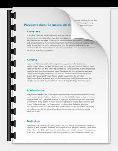 Panikattacken ueberwinden PDF Download Tipps