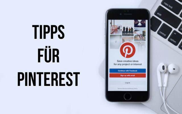 Pinterest Tipps Unternehmen Social Media Pinnwaende