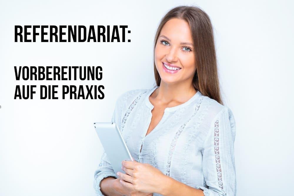 Referendariat Lehramt Gehalt Jura Vorbereitung Praxis Referendar