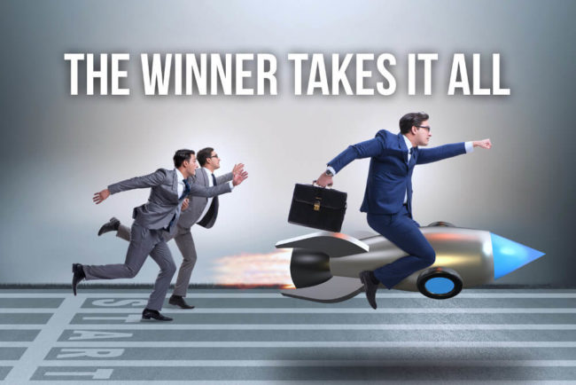 Winner-takes-it-all-Effekt: Warum wenige den meisten Erfolg haben