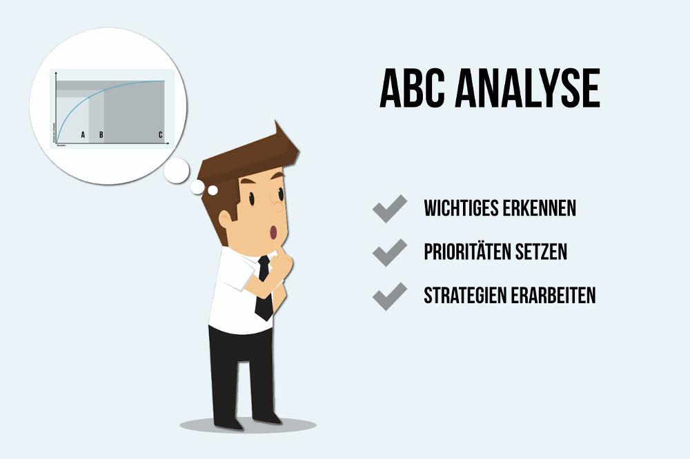 ABC Analyse: Prioritäten sinnvoll nutzen